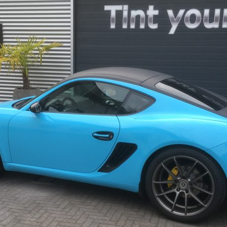 Tint your car in apeldoorn